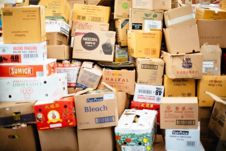 1A interne Versandabwicklung und dann verliert der Logistiker das Paket?