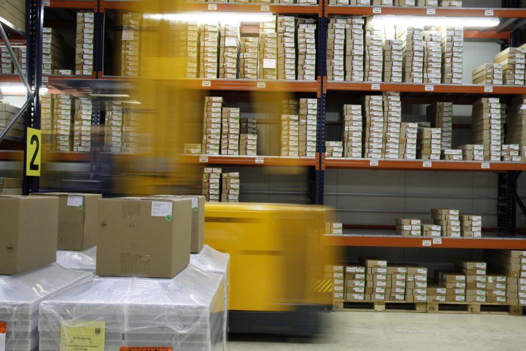 Volle Regale, aber keine Logistikkosten - ein Traum!