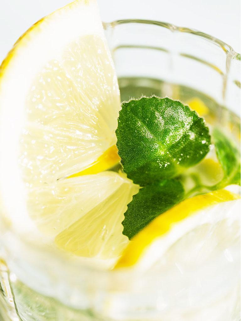 Macht aus Zitronen Limonade