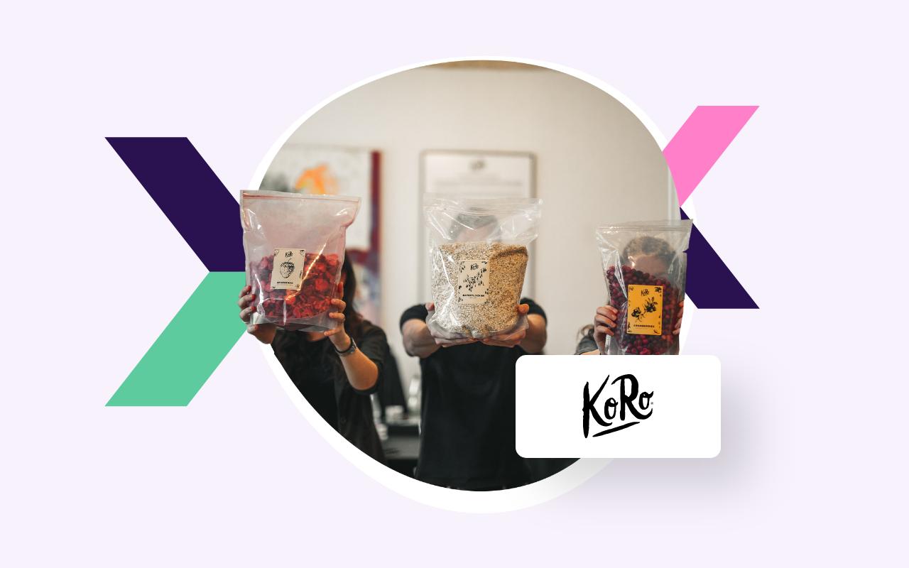 KoRo Online-Drogerie lüftet eine Erfolgsformel ihres E-Commerce Aufstiegs