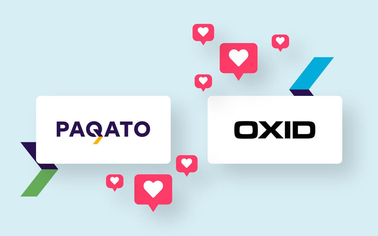 PAQATO und OXID eSales AG gehen Partnerschaft ein