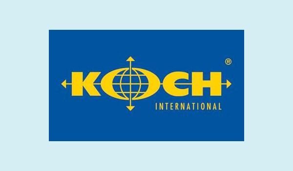 Koch international - Logo