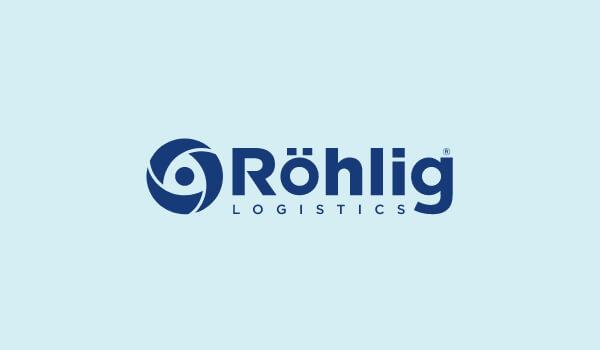 Röhlig Logistics - Logo