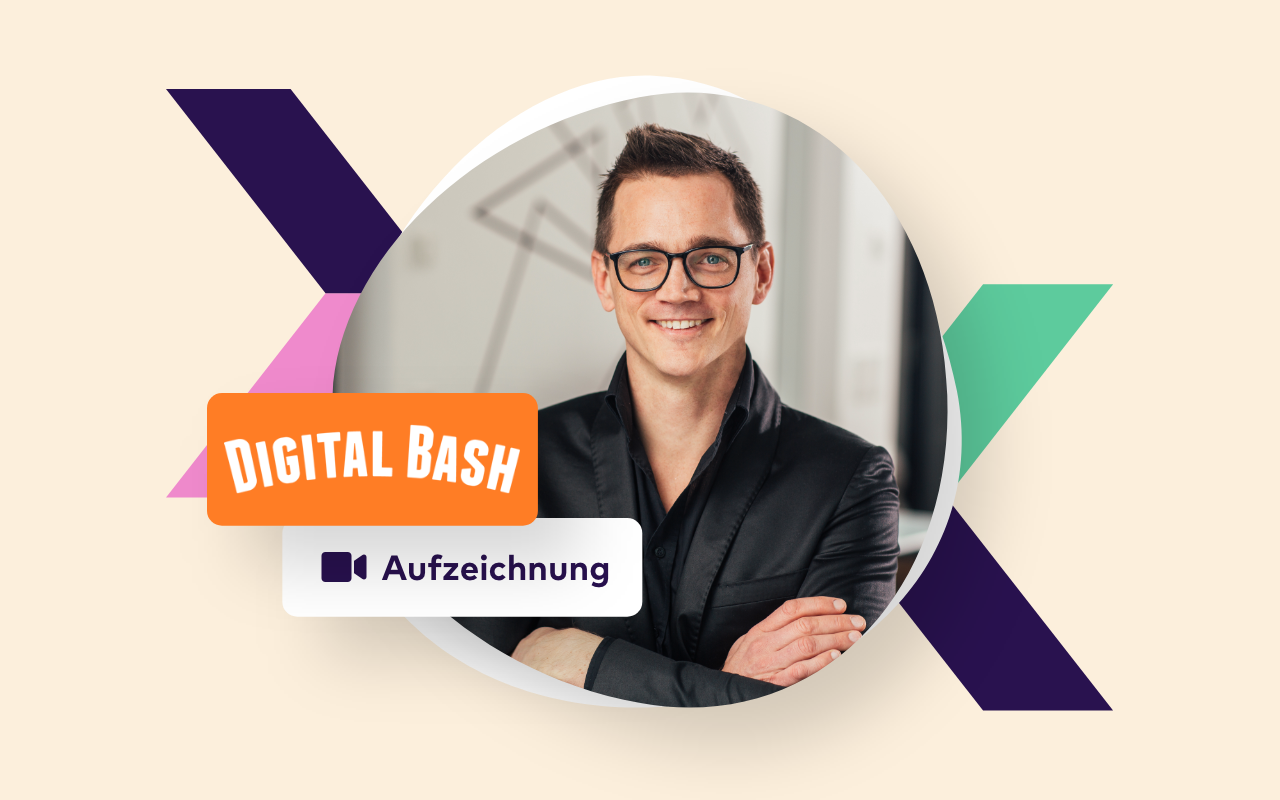 Aufzeichnung: PAQATO bei The Digital Bash – Marketing Tools