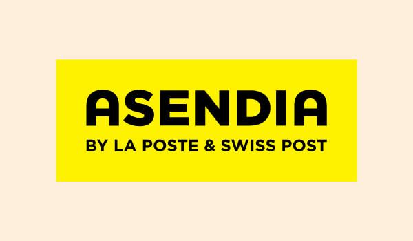 Asendia - Logo