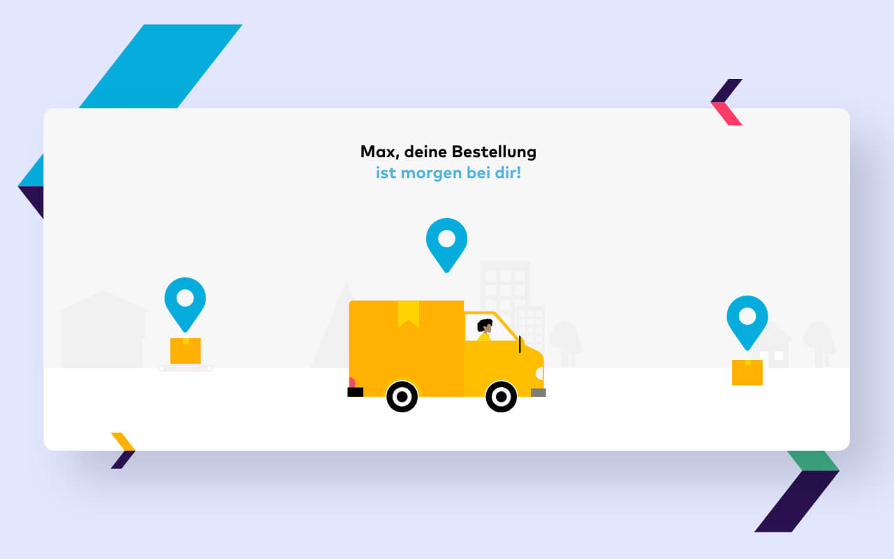 Logistik im E-Commerce
