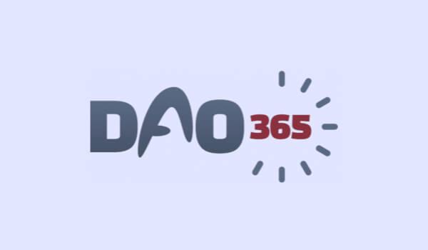 DAO 365 - Logo
