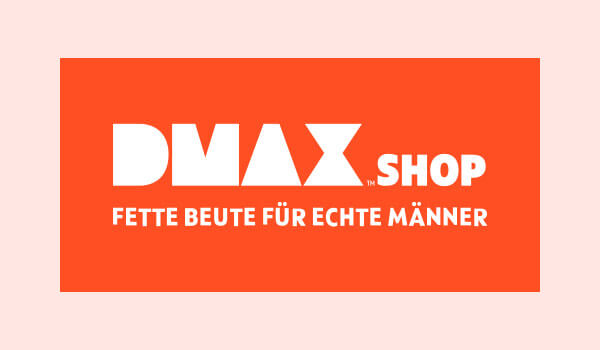 DMAX Shop Logo