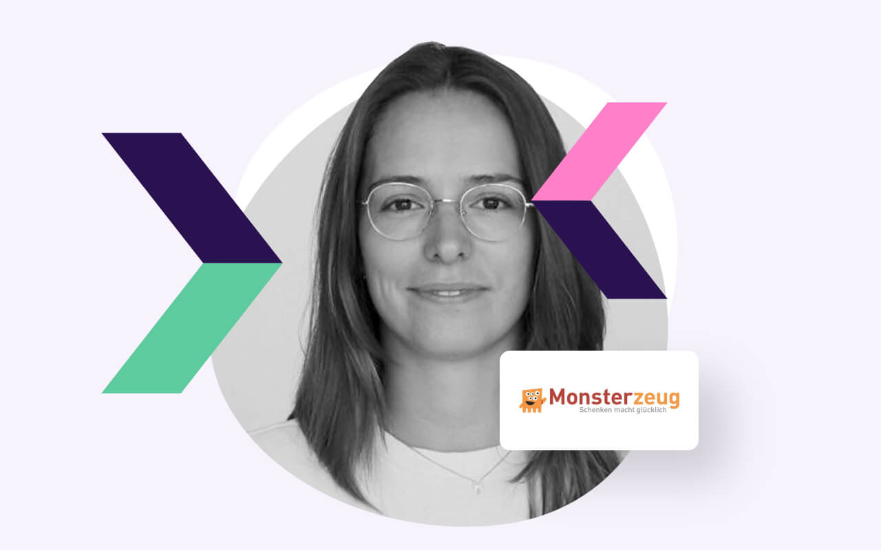 Performance Champion Tijana Stokic, Head of Marketing bei Monsterzeug.de