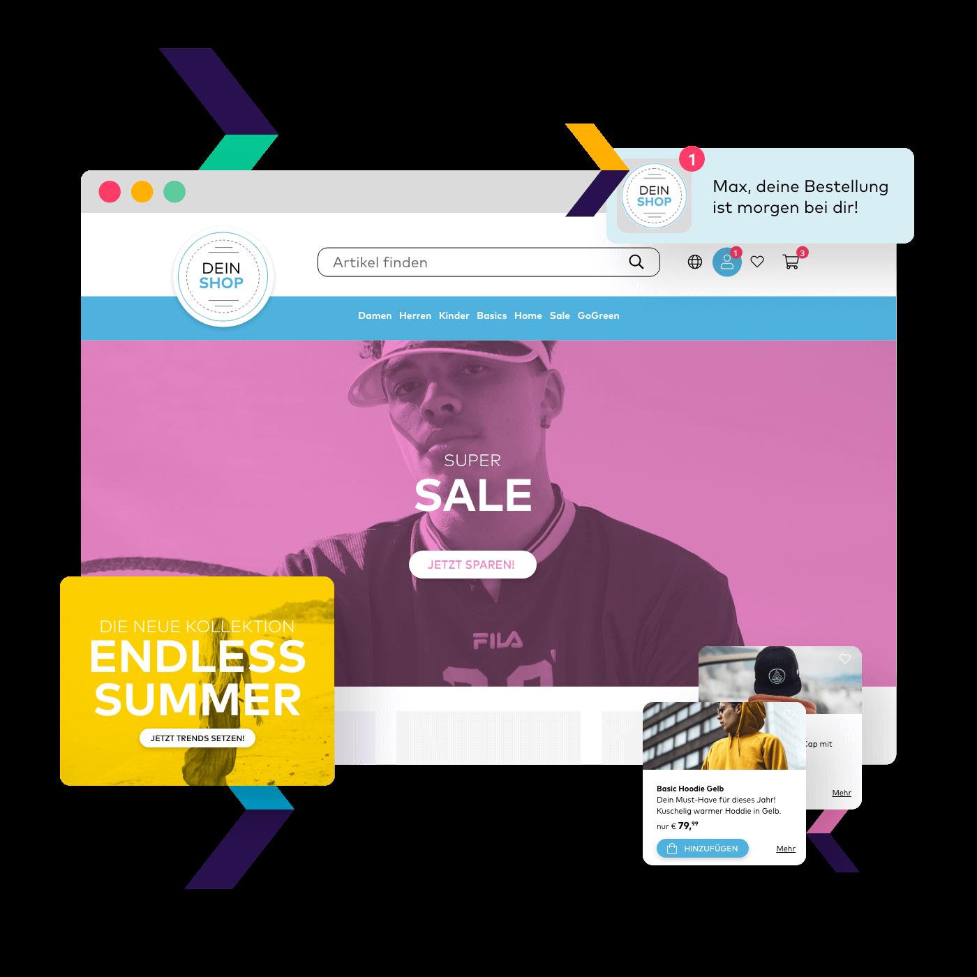 Mit der gleichen Anzahl an Kunden machst du ab heute bis zu + 10% mehr Umsatz. Was E-Commerce Wachstumschampions anders machen? Sie lassen den Sweet Spot Paketreise für sich arbeiten.